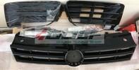 VW Polo 6R 09-14 Бампер передний в стиле R20