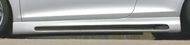 VW Corrado Накладки на пороги Carbon Look