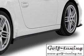 Porsche 911/991 12- Накладки на пороги