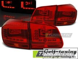 VW Tiguan 11-15 Фонари светодиодные, красные