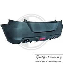 Suzuki Swift 10-17 Бампер задний