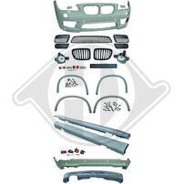 BMW X1 E84 09-12 Комплект обвеса M-Technik Look