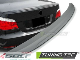 BMW E60 03-10 Спойлер на крышку багажника M-TECH