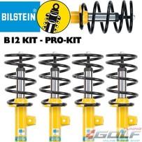 Seat Ibiza (6J) 09- Комплект подвески Eibach Pro-Kit B12 с занижением -25мм