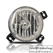 VW Golf 2 Фары внутренние (дальнего света) с ангельскими глазками