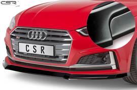 Audi A5 F5 S-Line / S5 F5 16-19 Накладка на передний бампер