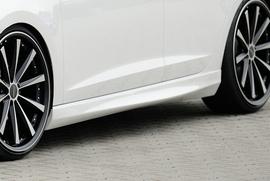 VW Golf 7 12-20 Накладки на пороги