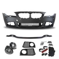 BMW F10/F11 10-15 Передний бампер