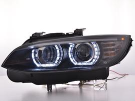 BMW 3er E92/E93 06-10 Фары под ксенон черные