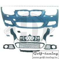 BMW E92/E93 10-14 Передний бампер
