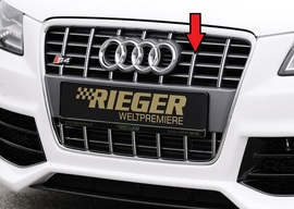 Решетка радиатора Audi S4