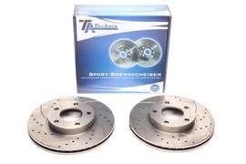 Mazda 3 / 5 04- Спортивные тормозные диски передние