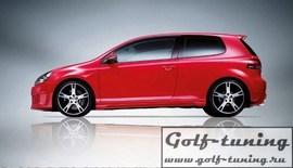 VW Golf 6 Пороги ABT Design