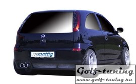 Opel Corsa C Бампер задний RS