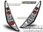 Fiat Punto 3Дв 99-03 Фонари хром
