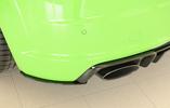 Audi TT (8J-FV/8S) TT-RS 16-18 Накладки на задний бампер