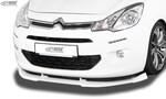 CITROEN C3 2013-2017 Накладка на передний бампер VARIO-X