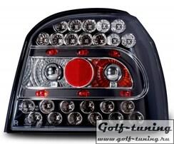 VW Golf 3 Фонари светодиодные, черные