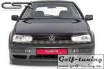 VW Golf 3  Реснички на фары