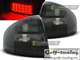 Audi A6 97-04 Седан Фонари светодиодные, тонированные