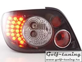 Citroen Xsara N6 97-03 Фонари светодиодные, черные