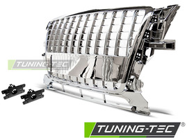 Audi Q5 08-12 Решетка радиатора в стиле S-LINE Style