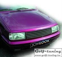 VW Polo 86C 90-94 Решетка радиатора без значка черная