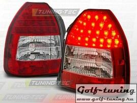 Honda Civic 95-01 3D Фонари светодиодные, красно-белые