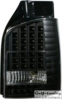 VW T5 Фонари светодиодные черные