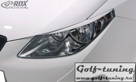 Seat Ibiza 6J Ресницы на фары