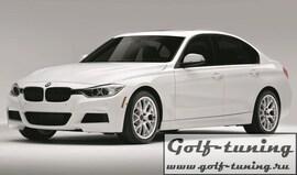 BMW 3er F30/F31 11-15 Накладки на пороги