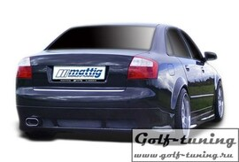 Audi A4 8E 00-04 Накладка на задний бампер RS
