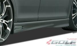 """Fiat Bravo (198) 2007-2014 Накладки на пороги """"GT4"""""""