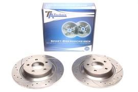 Mazda 5 Комплект спортивных тормозных дисков