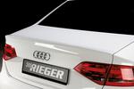 Audi A4 B7 07-11 Спойлер на крышку багажника