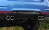 BMW F32/33/36 420d 135kW Глушитель 435i-look