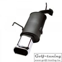 VW Golf III/Кабрио Глушитель OvalTour