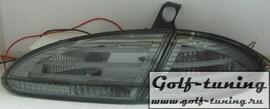 Seat Leon 05- Фонари светодиодные, тонированные