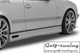 Mercedes Benz CLK W208/C208/A208 97-99 Накладки на пороги