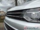 VW T5 GP 09-15 Решетка радиатора с хром полосками без значка