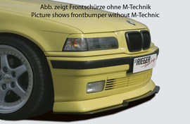BMW E36 M3 Накладка на передний бампер