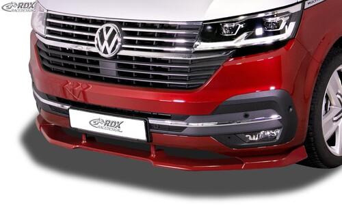 VW T6.1 20- Накладка на передний бампер VARIO-X