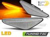 BMW X5 E70 / X6 E71 / X3 F25 Светодиодные динамические повторители в крыло хром