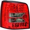 VW Passat B5 Универсал Фонари светодиодные, красные