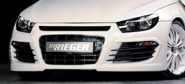 VW Scirocco 3 08-14 Передний бампер
