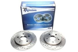 Toyota Auris/Corolla Комплект спортивных тормозных дисков