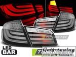 BMW F10 10-13 Фонари светодиодные, тонированные с светодиодным поворотником Lightbar