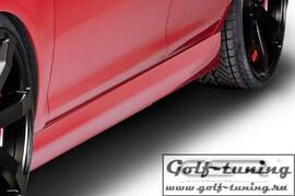 Opel Corsa D 06-10 Накладки на пороги