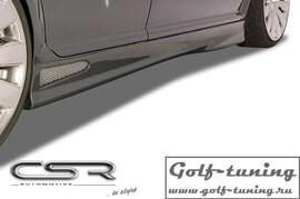 Audi 80 B4/B3/90 86-95 Накладки на пороги