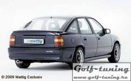 Opel Vectra A 88-95 Пороги